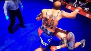 I hit hard part 2 on fight night champion.