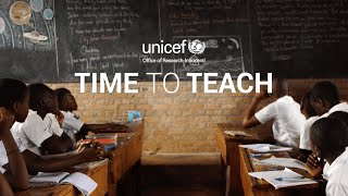 Combating Teacher Absenteeism in Rwanda - Time to Teach Project