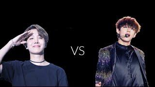 BTS - NO MORE DREAM - DANCE BREAK - J-hope vs V