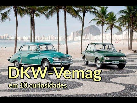 DKW-Vemag: um pioneiro nacional em 10 curiosidades | Carros do Passado | Best Cars