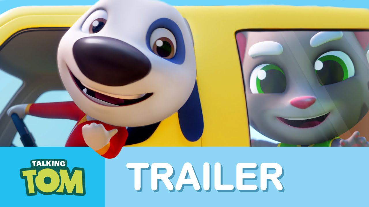 Tom Trailer My Talking Tom Trailer Igor Dmytrenko