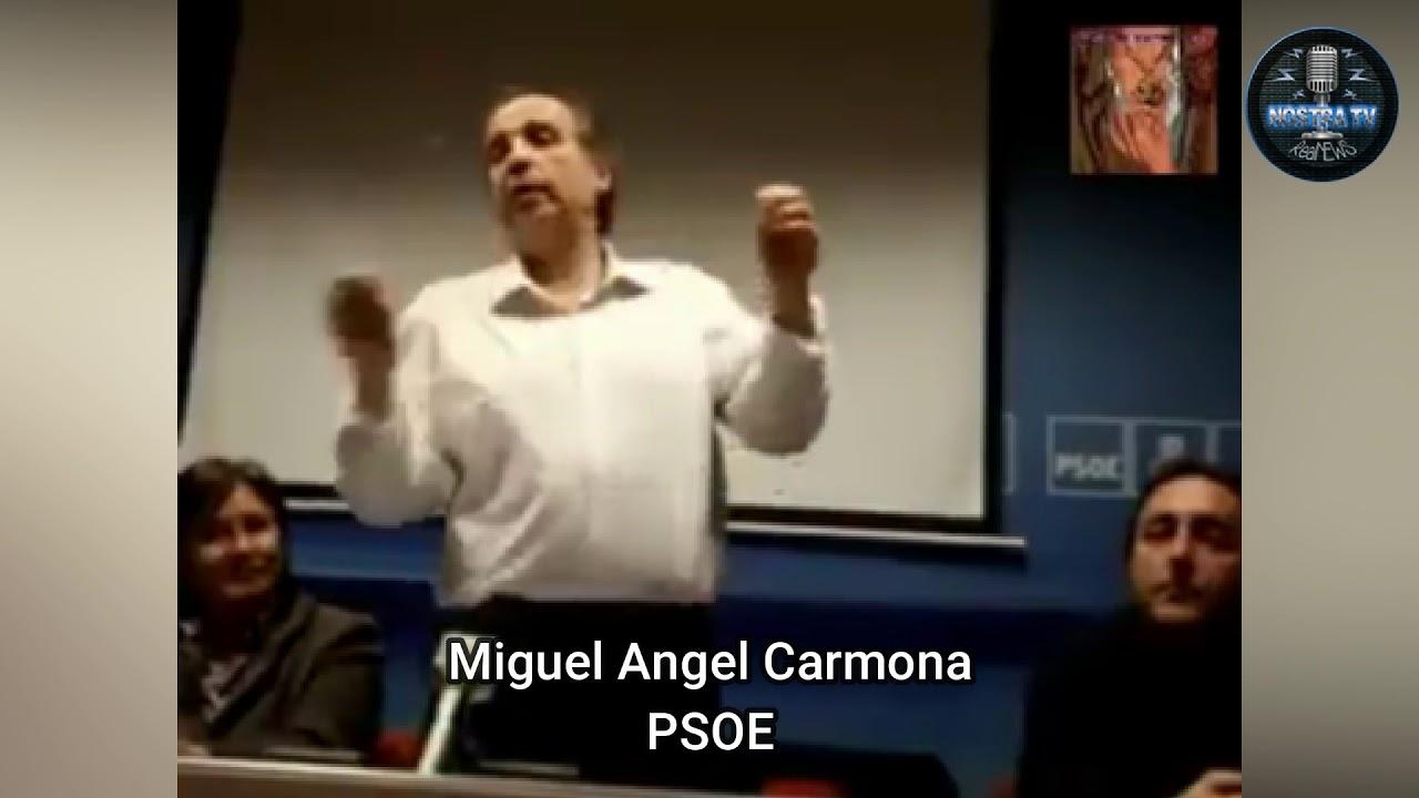 ANTONIO MIGUEL CARMONA PILLADO !!! Lo que dicen por la sexta y otros canales está todo dirigido