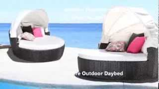 Outdoor Daybeds In Toronto - Cabanacoast® Patio Furniture