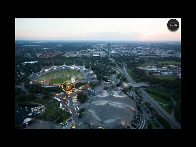 Das Impark Festival im Zeitraffer  - Blick vom Olympiaturm -