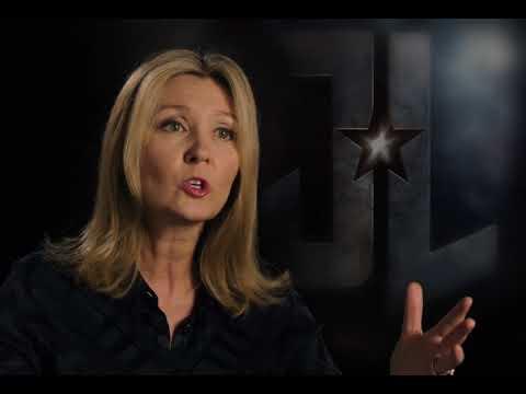 Justice League Deborah Snyder/Producer Interview