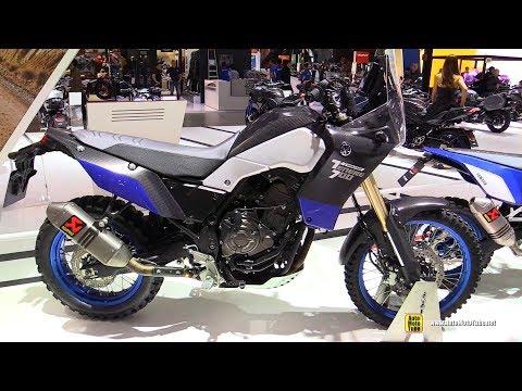 Yamaha Tenere World Raid  - Walkaround - Debut at  EICMA Milan