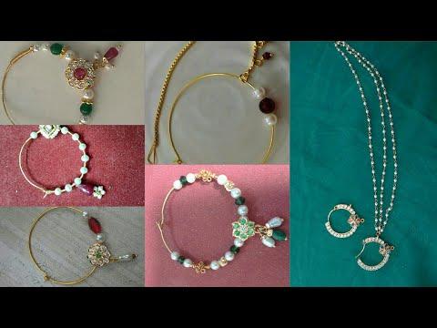 Rajputi Jodha Nath Design   Wedding Nose Ring   Rajputi Nath   Nose Rings Design   राजपूती नथ डिज़ाइन