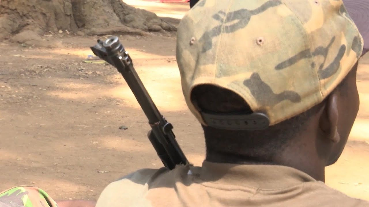 UN welcomes release of child soldiers in South Sudan