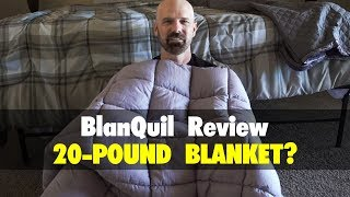 BlanQuil Review: 20-Pound Weighted Blanket