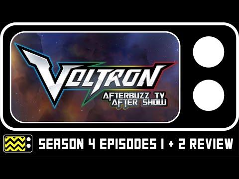 Voltron Season 4 Episodes 1 & 2  w Joaquim Dos Santos, Lauren Montgomery, & Jeremy Shada