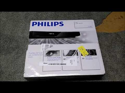 PHILIPS DVD PLAYER REGION FREE