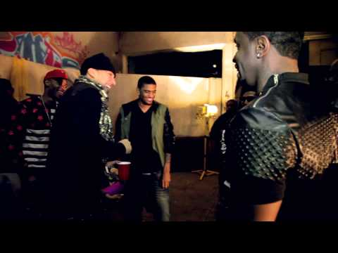 French Montana - Ocho Cinco (Official Video - Behind The Scenes)