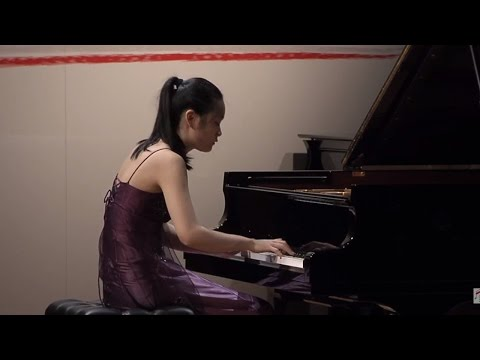 Tiffany Poon – Chopin Piano Competition 2015 (preliminary Round)