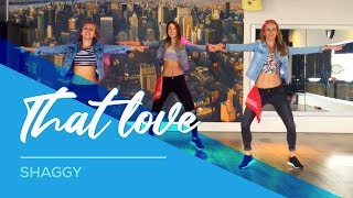 That Love - Shaggy - Easy Fitness Dance Choreography - Zumba
