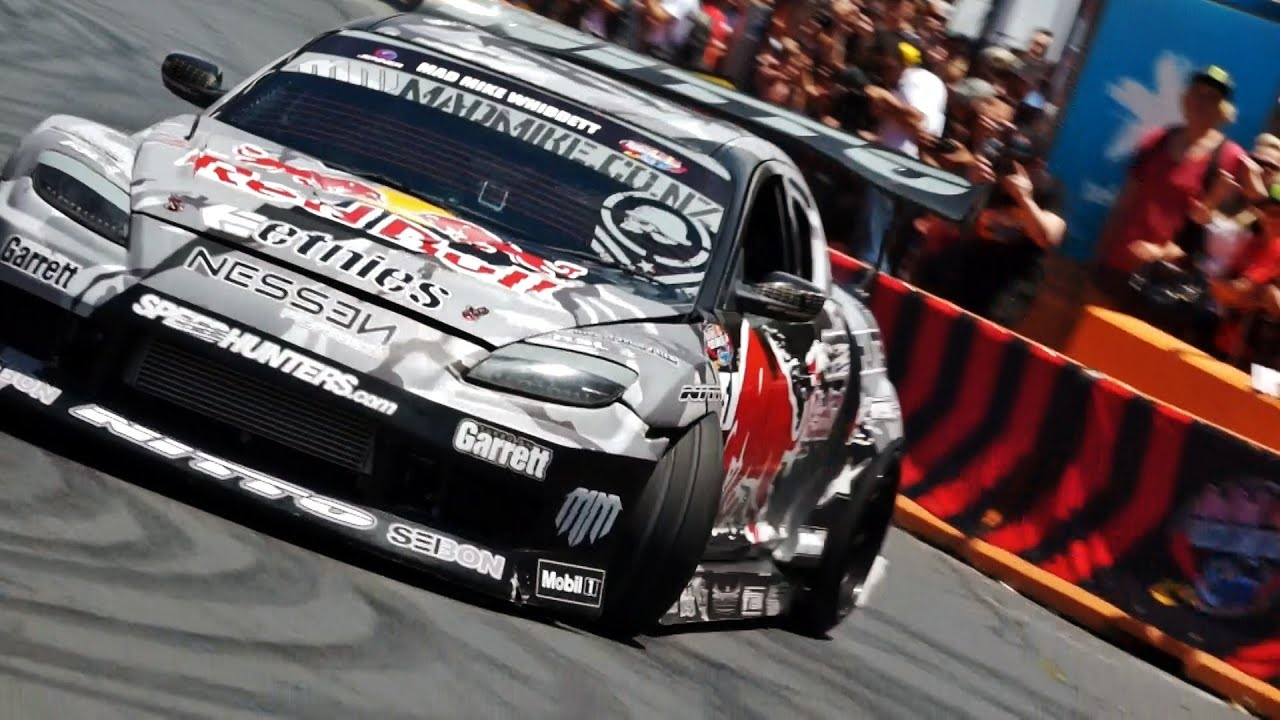 Red Bull Drift Shifters Auckland New Zealand 2012 YouTube