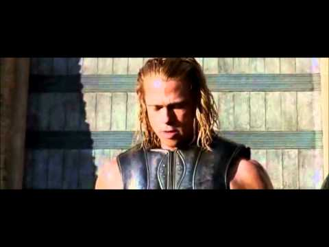 Achilles Vs. Hector - TROY (2004)