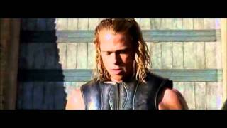 Achilles Vs. Hector - TROY (2004)