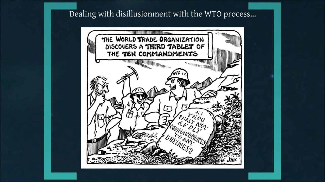 What is multilateral trading system