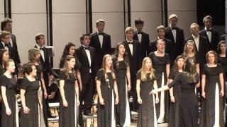 Baba Yetu (The Lord's Prayer), FCHS A Cappella Choir, May 21, 2013