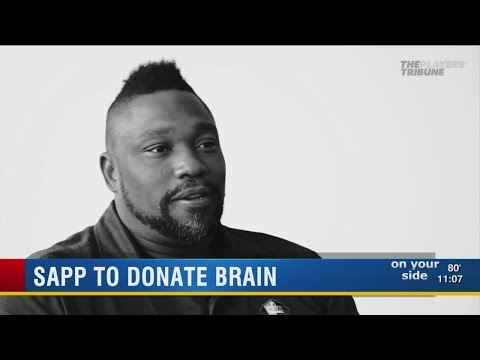 Warren Sapp to donate brain for medical research