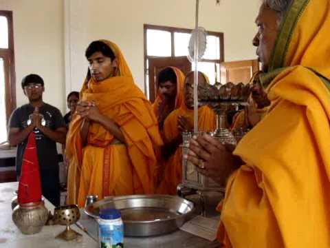 Jain Pooja at Digamber Jain Mandir Ji Patiala