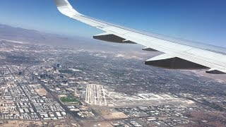 Los Angeles Las Vegas LAX-LAS | American Airlines | FULL FLIGHT