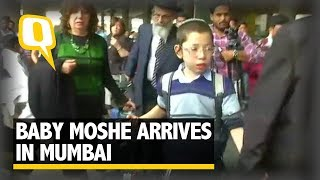 Baby Moshe Visits Mumbai 9 Years After Tragedy, To Visit Nariman House with Netanyahu
