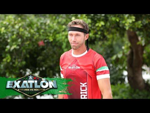 Patrick Loliger es el sexto eliminado de Exatlón.    Episodio 27   Exatlón México