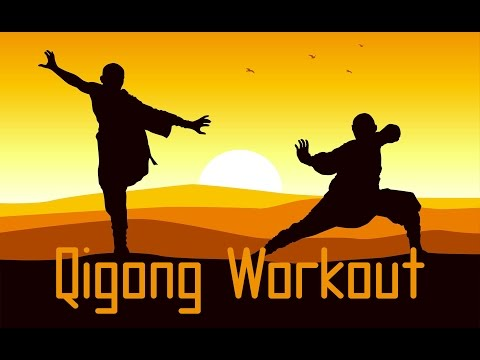 Qigong Workout - Power Exercises