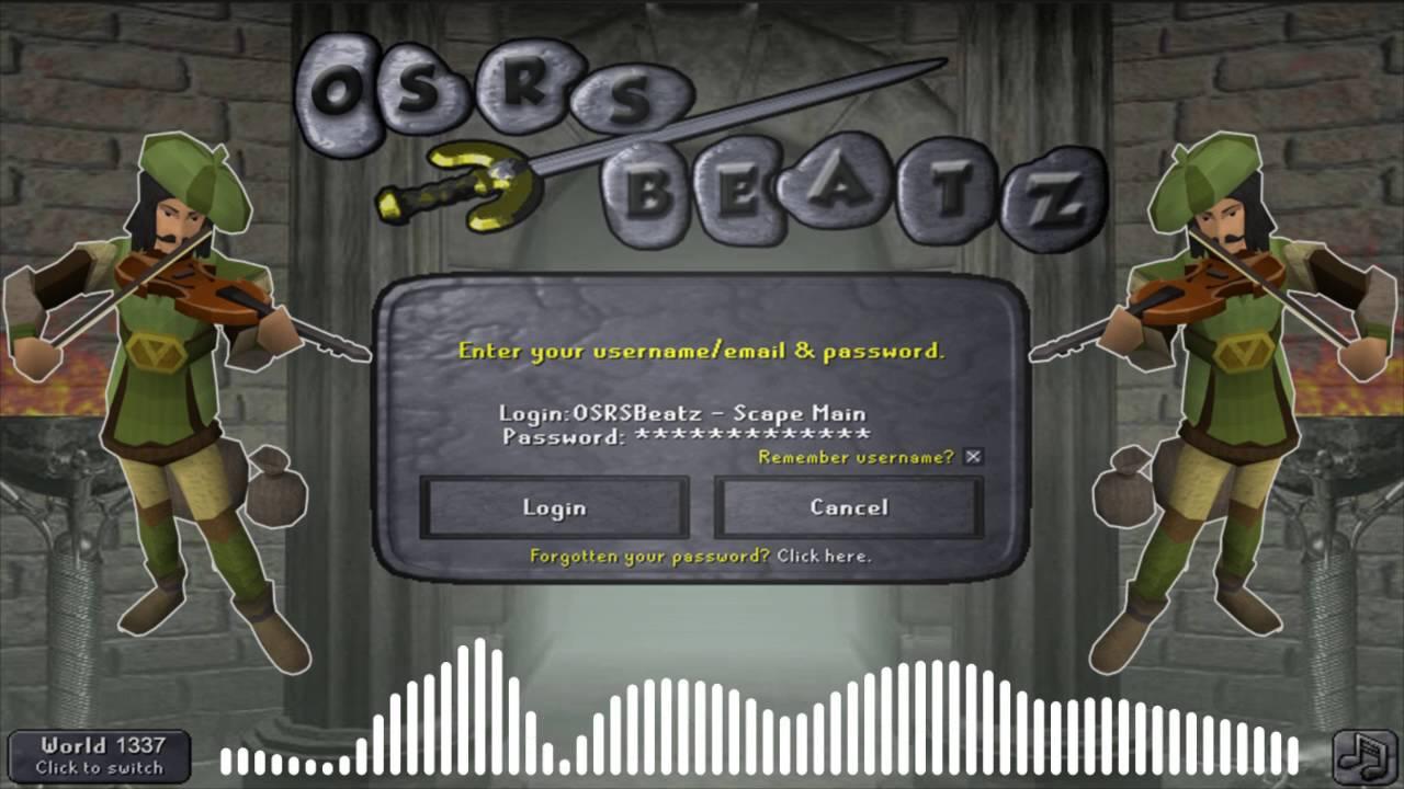 Runescape 2007 Pure Pking - YouTube