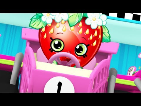 Shopkins | THE RACE | Cartoons For Kids | Shopkins Cartoon | Kids TV Shows Full Episodes