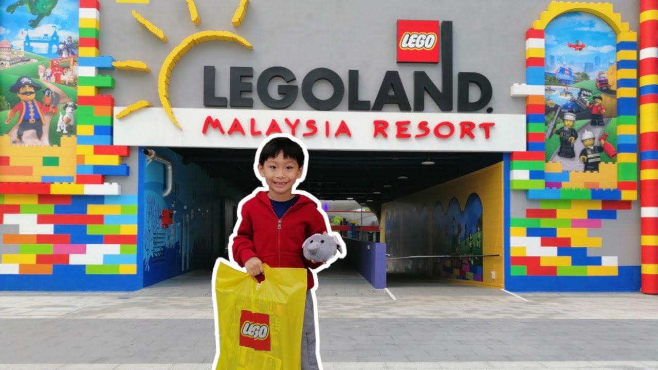 LEGOLAND MALAYSIA RESORT THEME PARK Fun Family Trip - YouTube
