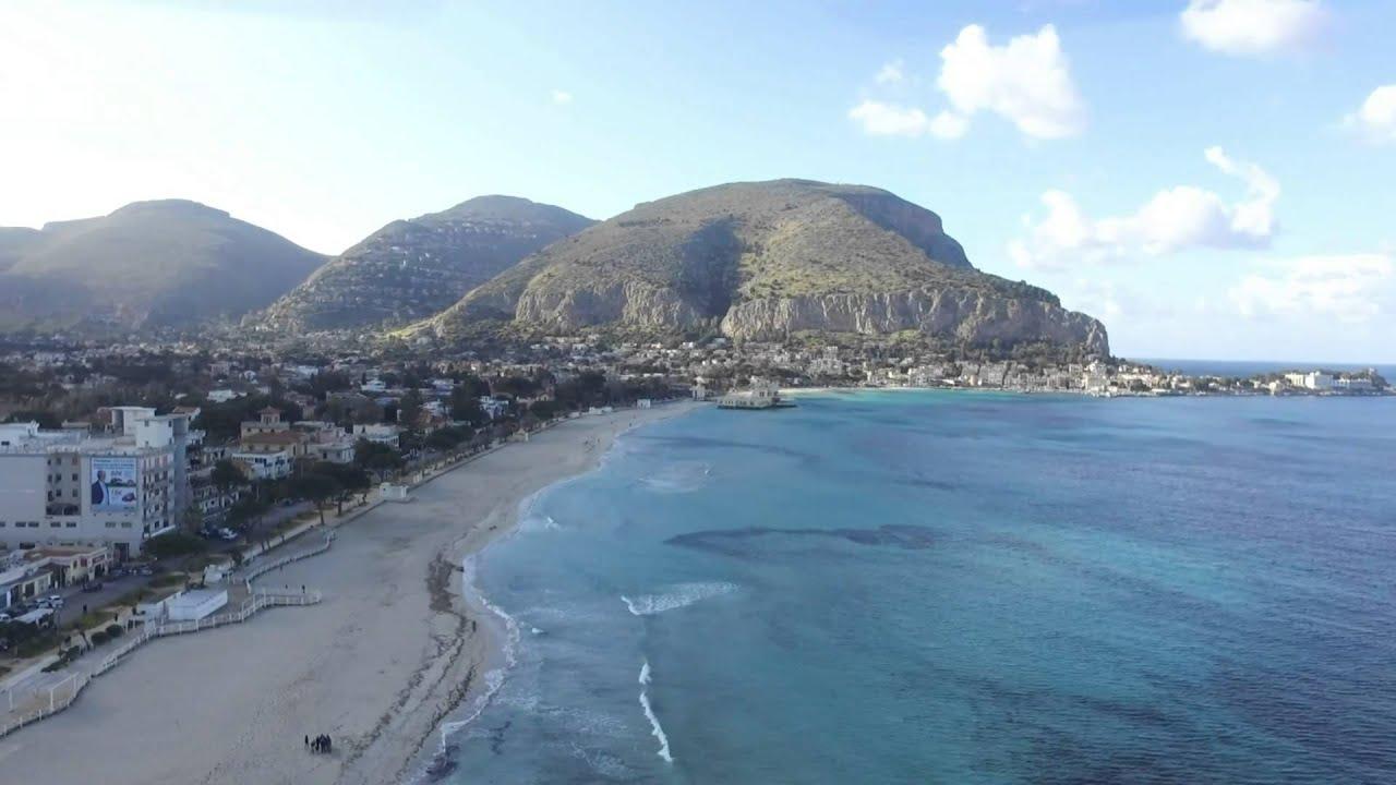 Matrimonio Spiaggia Mondello : Spiaggia di mondello ripresa dal mio fantastico phantom