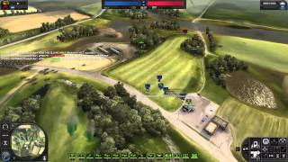 Let's play World in Conflict - MW Mod 4.7 - do_Countryside - Infantry