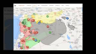 HEADS UP: US AIRSTRIKES ON PRO ASSAD FORCES