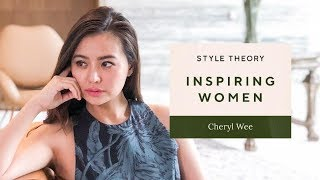 Inspiring Women of Style Theory: Cheryl Wee the Style Chameleon