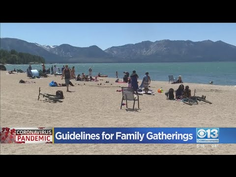 Guidelines Issued For Family Gatherings