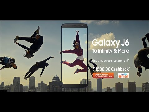 Samsung Galaxy J6 TVC Soundtrack To Infinity And More  Ed Sheeran