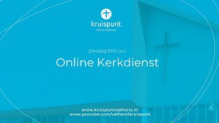 Kerkdienst Kruispunt Vathorst 13 september 2020