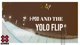 I-Pod Lands first ever YOLO Flip - Winter X Games