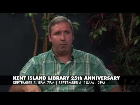 Kent Island Library's 25th Anniversary