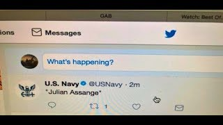 QAnon Hints and Julian Assange is in US Custody 7 Mysterious Shipping Containers Being Tracked