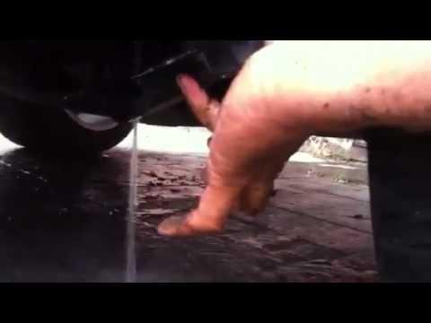 Clearing Drains Porsche Cayenne