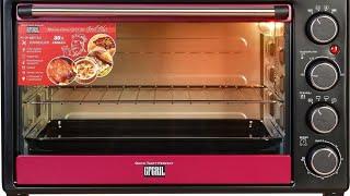 Мини - печь GFO-30 GRILL PLUS от GFGRIL (жарочный шкаф, духовка)