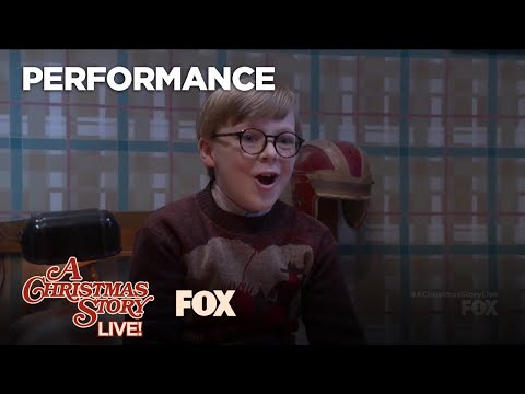 """""""It All Comes Down To Christmas"""" Performance   A CHRISTMAS STORY LIVE"""