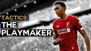 Trent Alexander-Arnold: Reinventing the English Full-Back | Playmaking from Defence