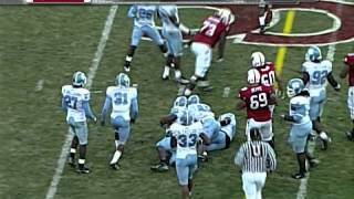 2007.11.10 North Carolina Tar Heels at NC State Wolfpack Football
