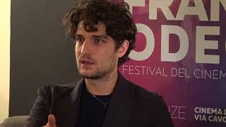 """Louis Garrel: presenta a Firenze """"Le Redoutable"""""""
