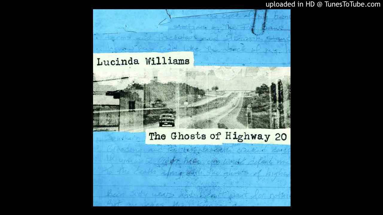 Lucinda Williams - Place In My Heart