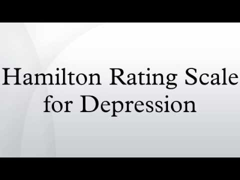 svær depression test